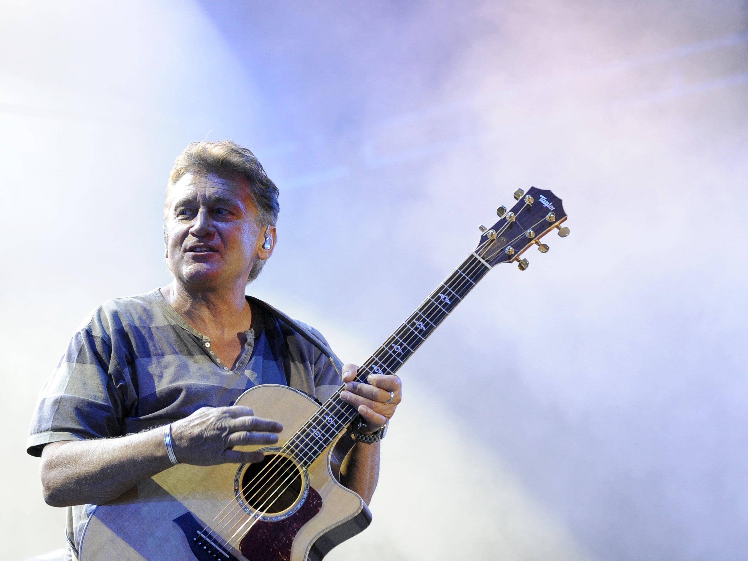 Fendrich kündigte sein neues Album für Anfang November an - pünktlich zu seinem 60. Geburtstag