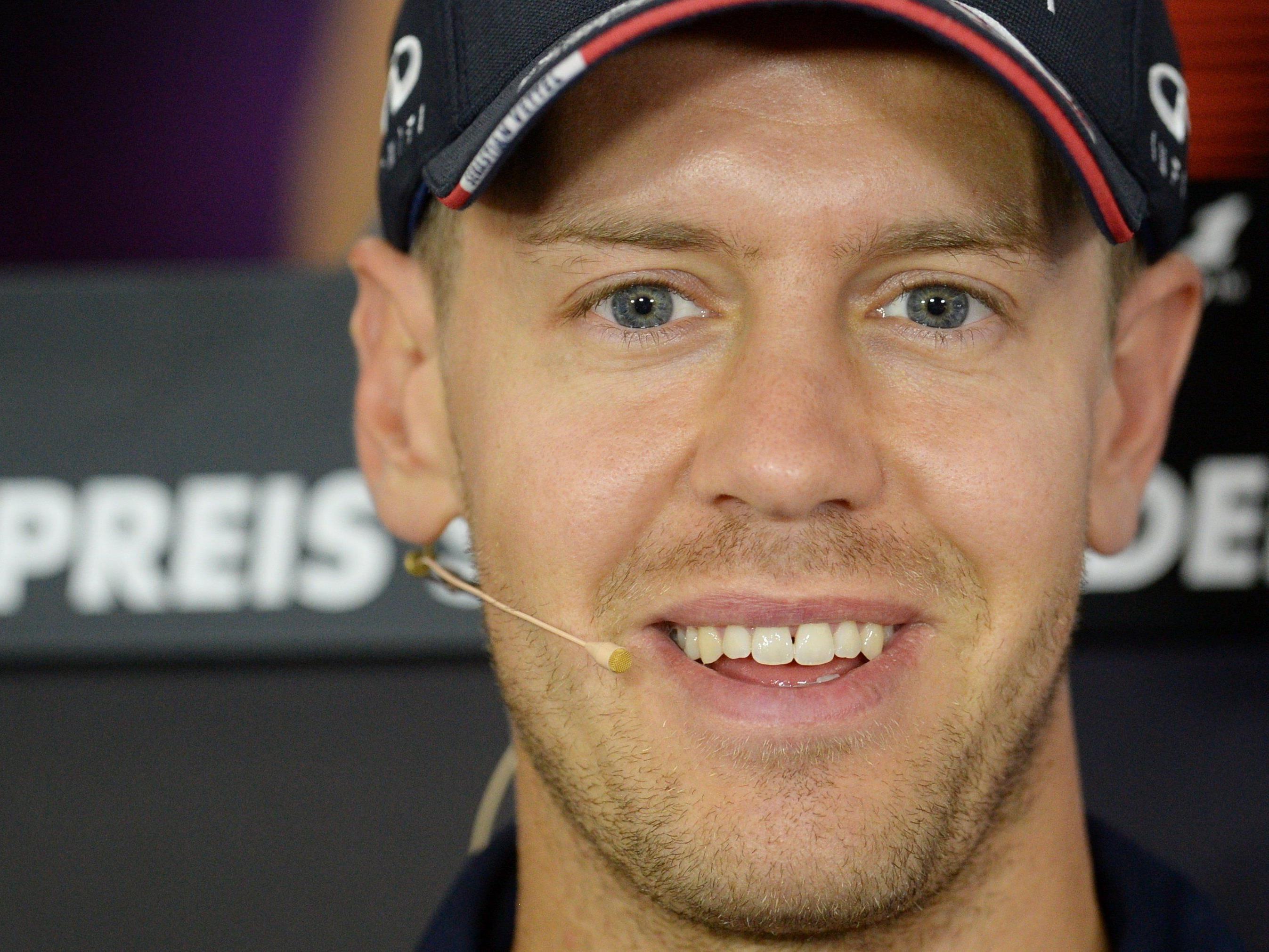 Ferrari bestätigte nun den Wechsel von Sebastian Vettel.