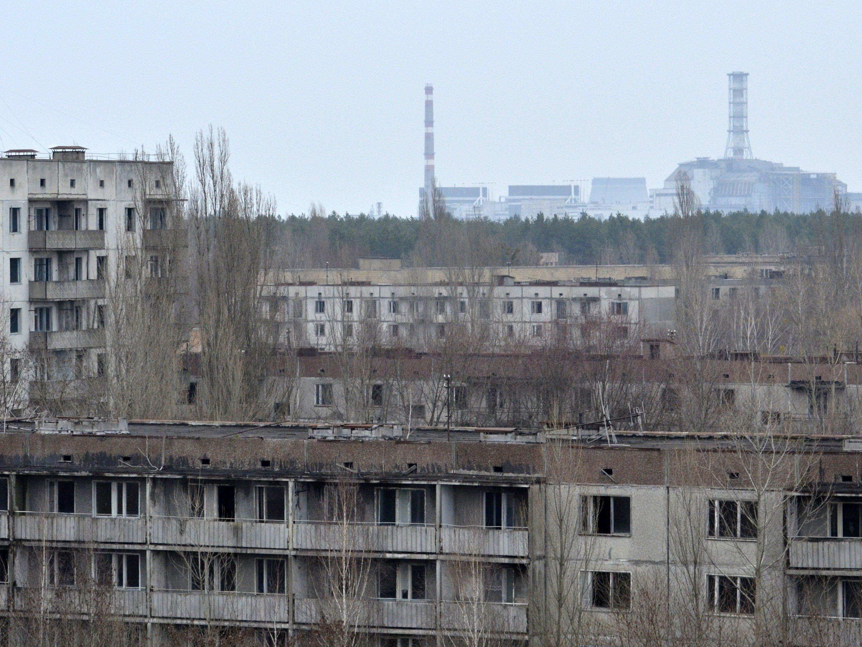Tschernobyl ist auch fast 30 Jahre nach der Katastrophe immer noch eine Geisterstadt.