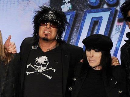 """Böse Buben"" am Nova Rock: Mötley Crüe rocken Nickelsdorf"