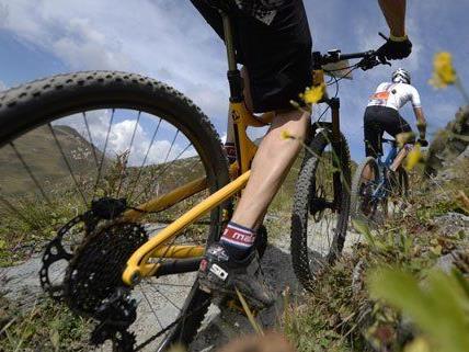 Mountainbiken im Wienerwald: Dort wo es besonders viel Spaß macht, ist es verboten.