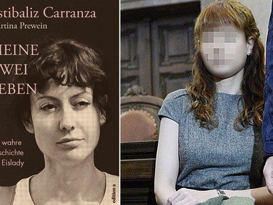 """Die verurteilte Doppelmörderin Estibaliz C. hat in """"Meine zwei Leben"""" ihre Memoiren niedergeschrieben"""