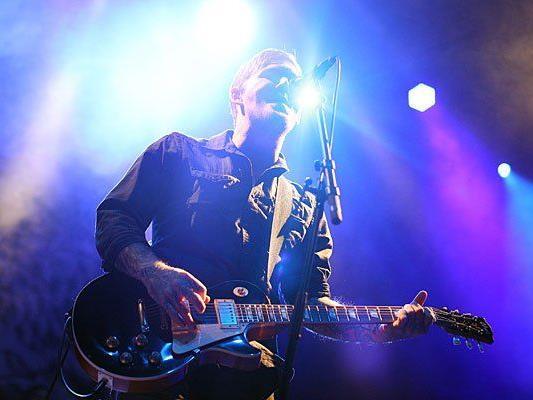 """Sänger Brian Fallon von """"The Gaslight Anthem"""""""