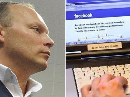 Gegen Christian Höbart wurde auf Facebook gewettert