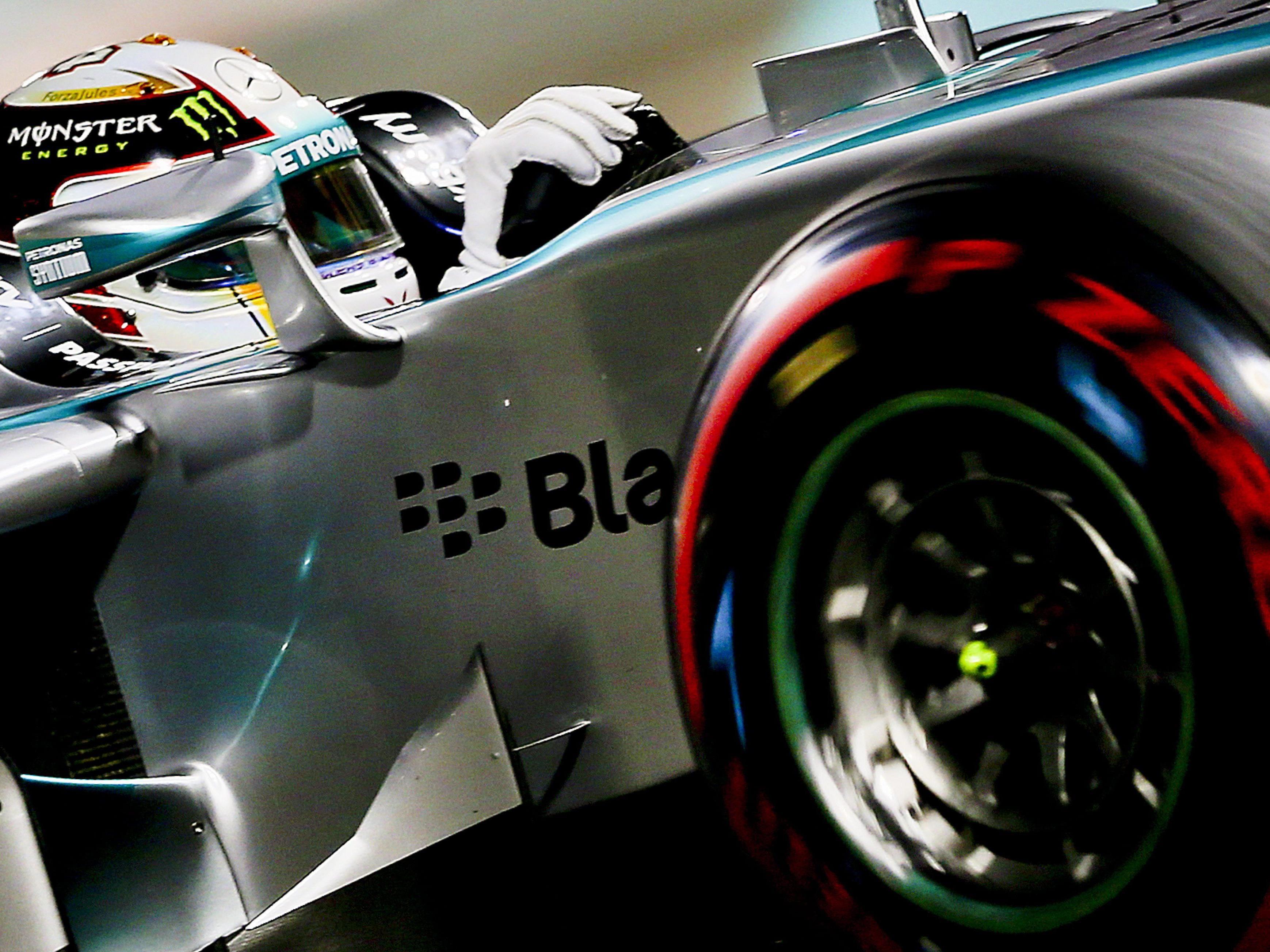 Formel 1: Rosberg im Abu-Dhabi-Abschlusstraining klar vor Hamilton.