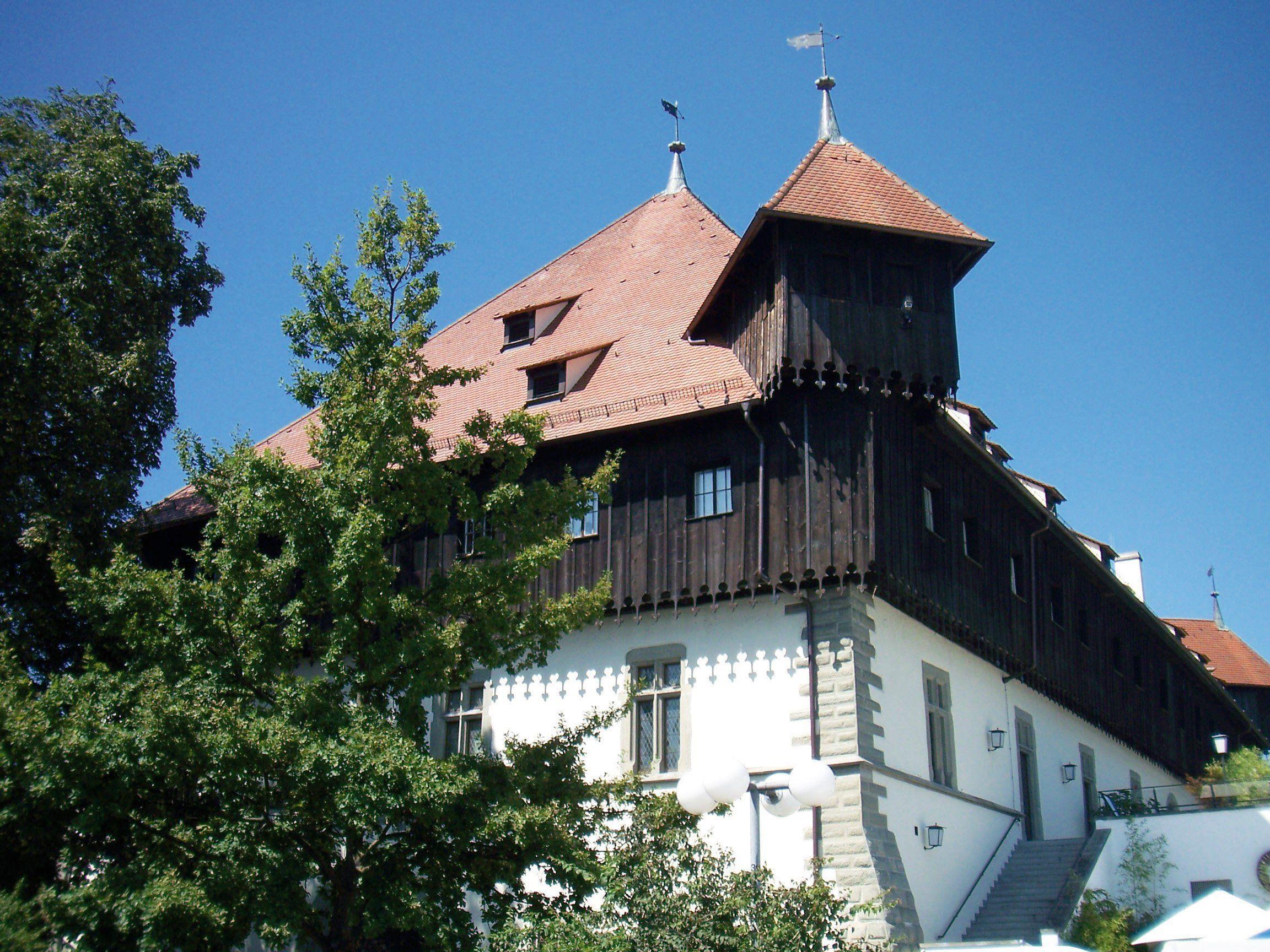 Die Konzilsväter tagten unter anderem in dem noch heute bestehenden Konzilsgebäude