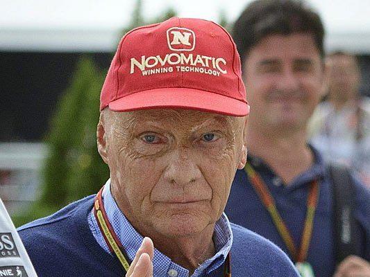 Niki Lauda sprach über ein sehr bedrückendes Kapitel seines Lebens
