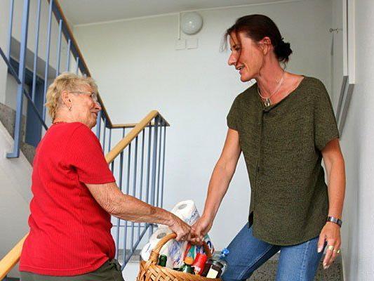 Ein gutes Nachbarschaftsverhältnis wird von 33 Prozent der Österreicher gepflegt
