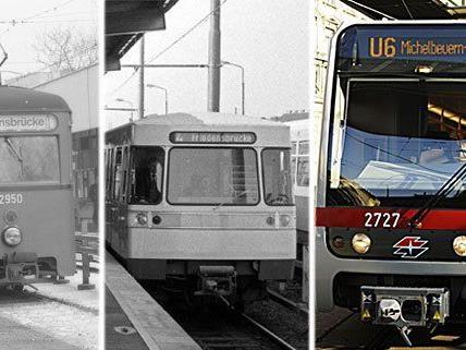 So entwickelte sich die Wiener U-Bahn im Laufe der Jahre