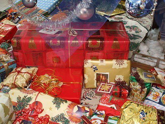 Zu Weihnachten wird teils tief in die Tasche gegriffen