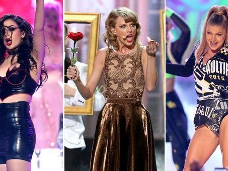 Am Sonntag wurden in L.A. die American Music Awards 2014 vergeben.