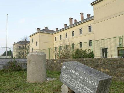 Die Magdeburg-Kaserne wird zum Flüchtlingsquartier.