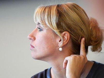 Am Dienstag wird entschieden wie es mit Kathrin Nachbaur politisch weitergeht.
