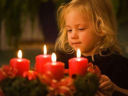 Brandverletzungen sind bei Kindern zur Weihnachtszeit leider nicht selten.