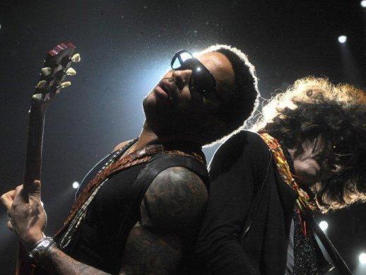 Lenny Kravitz holt sein Wien-Konzert noch im Dezember nach