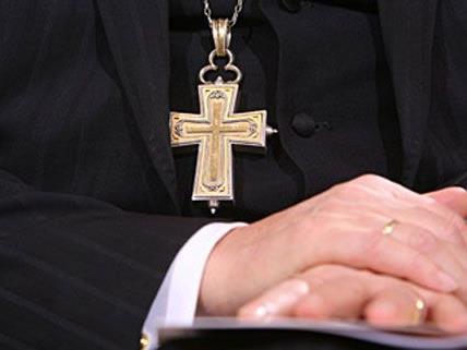 Gegen einen Priester aus Wien wird ermittelt.
