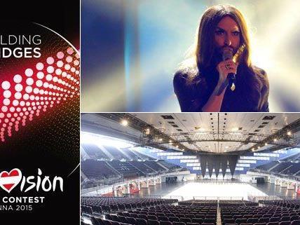 2015 findet der Song Contest in der Wiener Stadthalle statt.