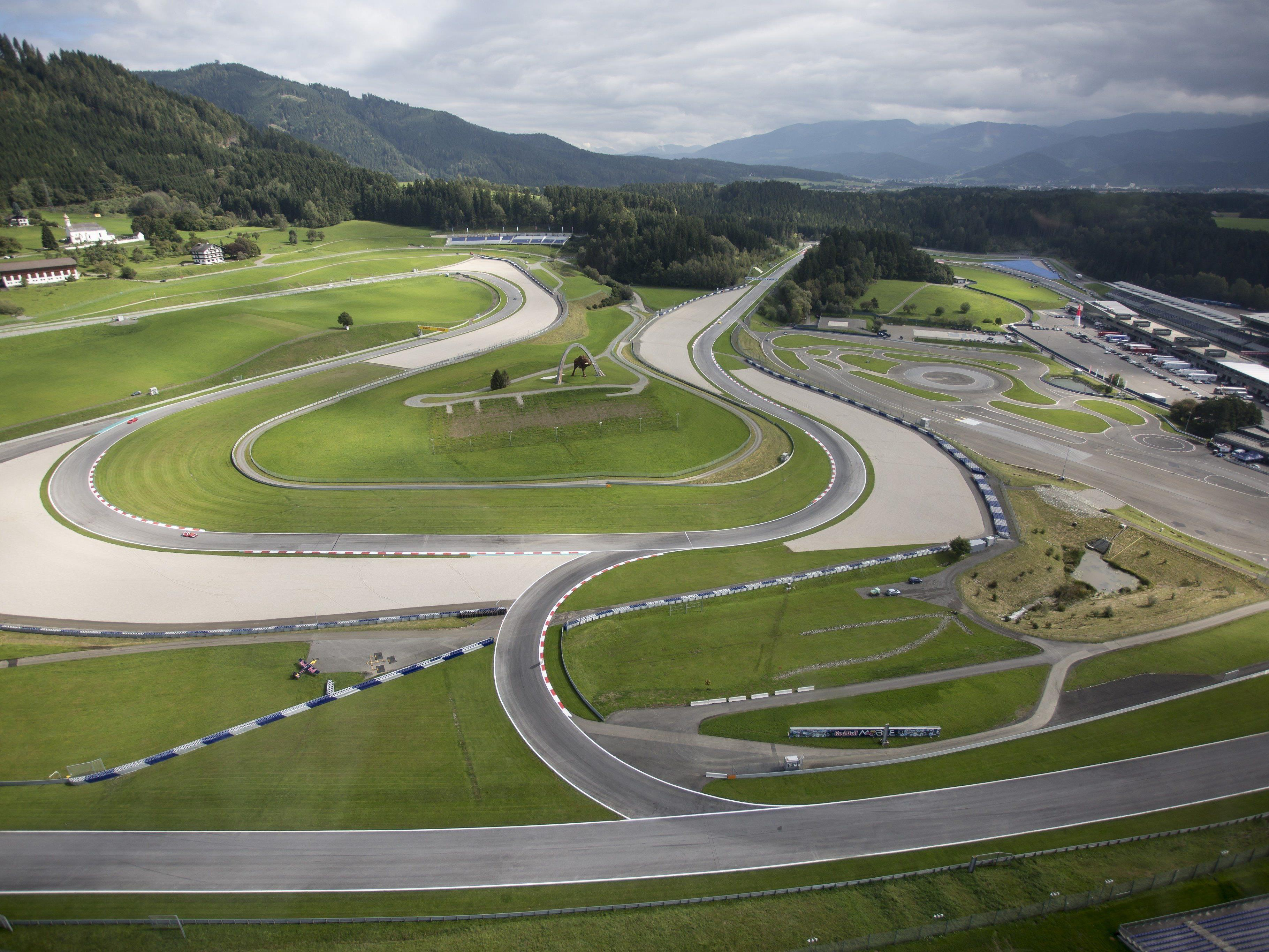 MotoGP ab 2016 in Spielberg.