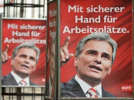 Jährlich verliert die SPÖ 10.000 Mitglieder.