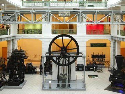 Das Technische Museum lädt erneut zur großen Mobilitätsschau.