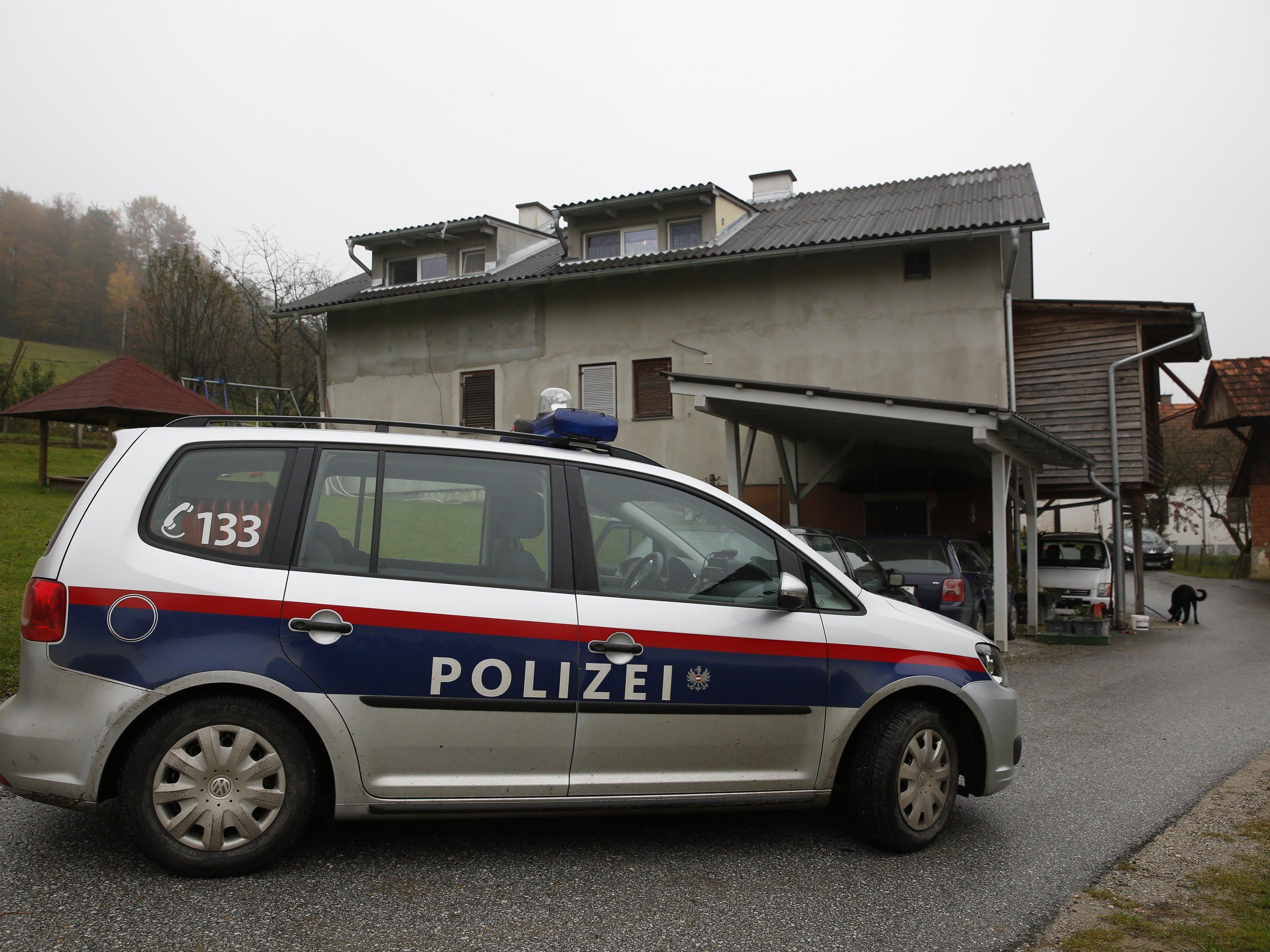 Familiendrama in der Steiermark: Mann erschießt Vater der Ex-Freundin und richtet sich selbst.