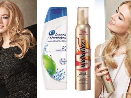 5 produkt-Packages von wellaflex und head&shoulders gewinnen
