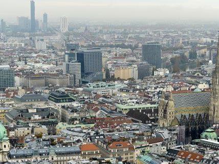 Wien ist als einzige österreichische Stadt im Ranking vertreten.