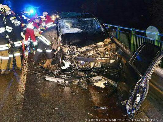 Vermutlich war Glatteis an dem Unfall Schuld