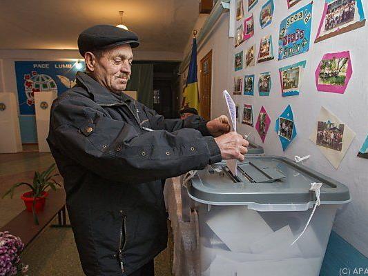 Die Wahl ergab eine pro-europäische Regierung