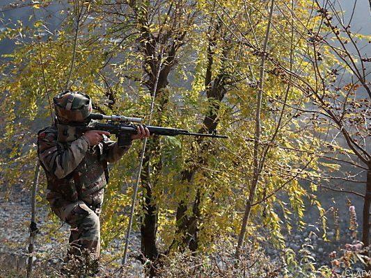 Die Region Kaschmir ist umkämpft