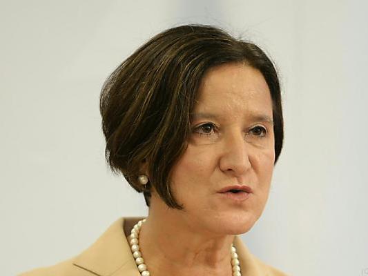 Innenministerin Mikl-Leitner sieht Fortschritte