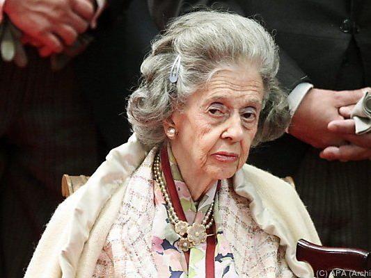Fabiola starb mit 86 Jahren