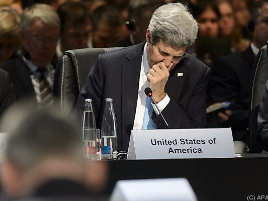 Kerry befürchtet neuen Terror