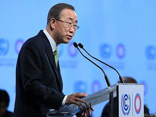 Klimawandel dürfe nicht einfach hingenommen werden