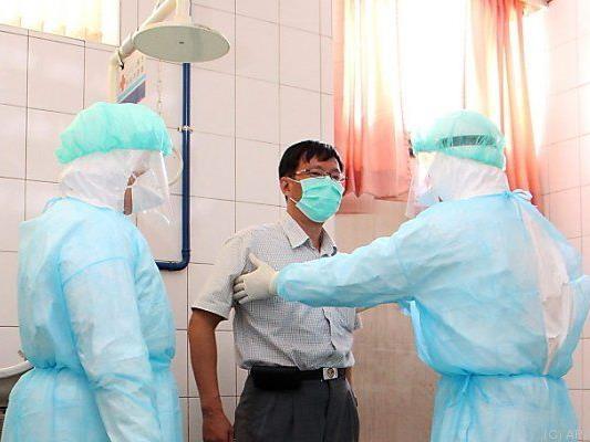 Mediziner arbeiten unter hohem Risiko