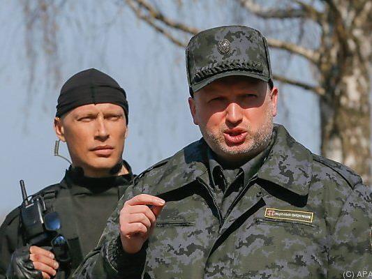 Hardliner Alexander Turtschinow