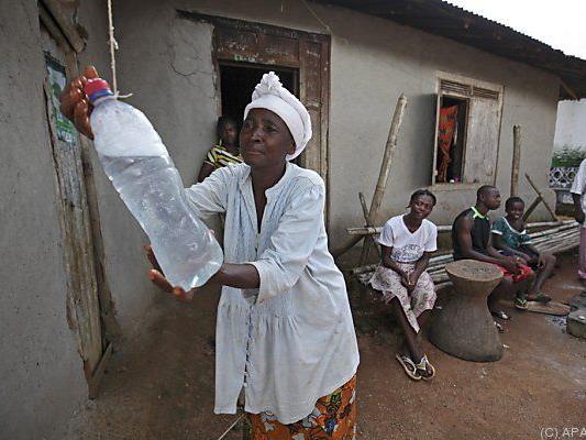 Ebola-Epidemie breitete sich rasch aus