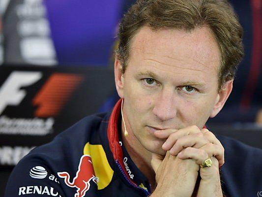 Red Bull Racing-Chef Horner rätselt über Motive
