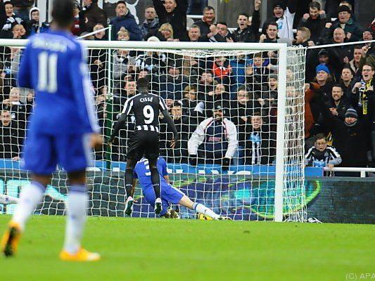 Cissé macht das 2:0