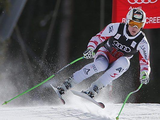 Hannes Reichelt in Topform