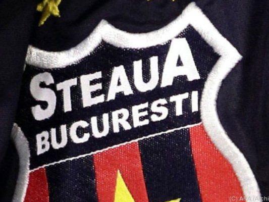 Streit um Marke Steaua