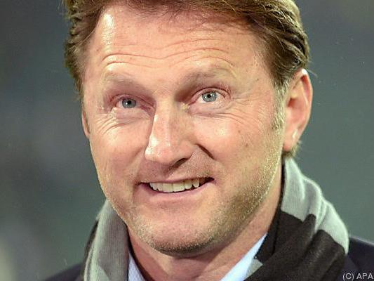 Ingolstadt-Trainer Ralph Hasenhüttl