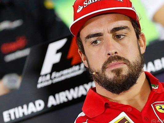 Fernando Alonso versucht es noch einmal