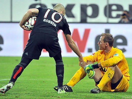 Bayern besiegten Manninger und Co