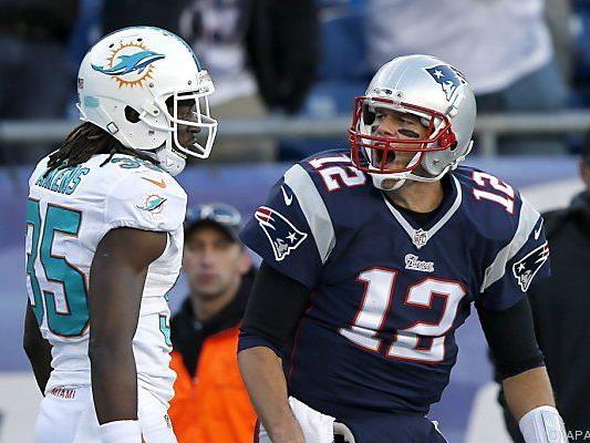 Tom Brady führte sein Team zum Sieg