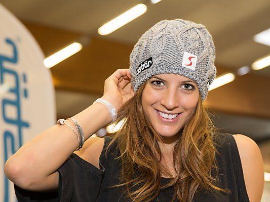 Olympiasiegerin Julia Dujmovits hat viel vor