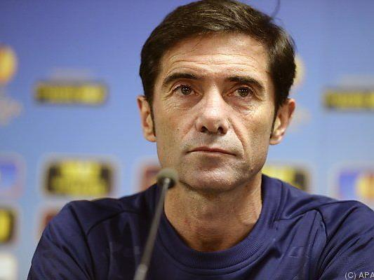 Villarreal-Trainer Marcelino Garcia