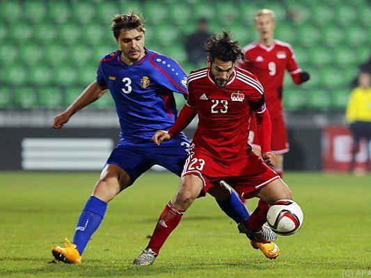 Liechtensteins Teamspieler wechselt ins Innviertel