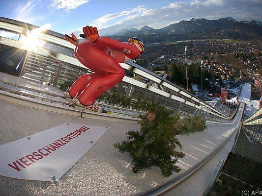 Schneesilo in Oberstdorf soll es vorerst richten