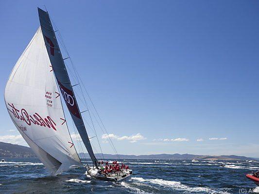 Australische Jacht gewann Klassiker zum achten Mal